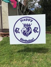 Flocking Sign_Happy Birthday